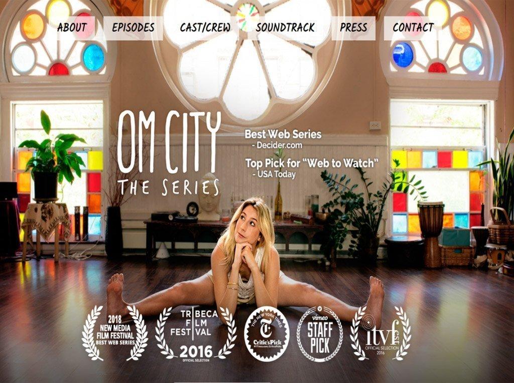 ciudad OM yoga serie Nueva York