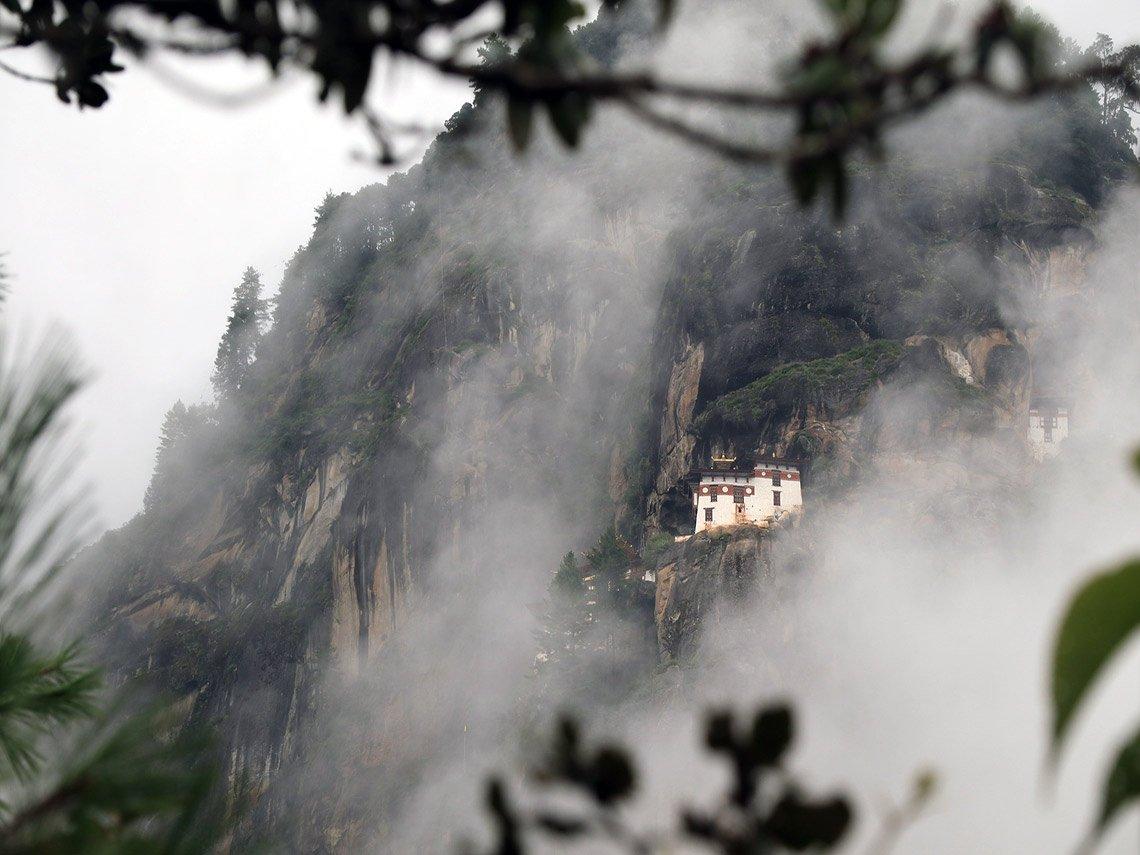 monasterio Himalaya