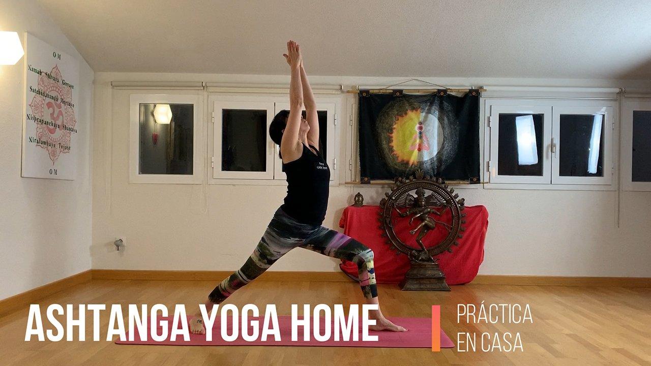 Ashtanga yoga home